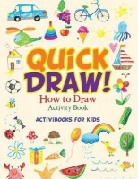 Quick Draw: How to Draw Activity Book Photo