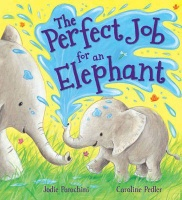 Storytime: the Perfect Job for an Elephant Photo