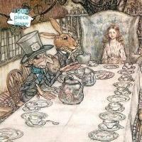 Adult Jigsaw Arthur Rackham: Alice in Wonderland Tea Party Photo