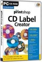 PrintShop CD Label Creator PC Photo