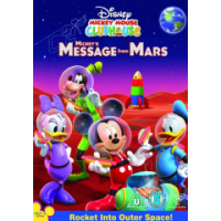 Disney Mickey Mouse Clubhouse Mickey's Message from Mars Photo
