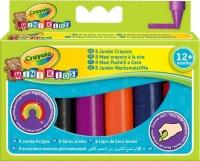 Crayola - 8 Jumbo Crayons Photo