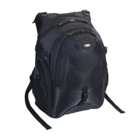 "Targus Campus 15-16"" Nylon Backpack - Black Photo"