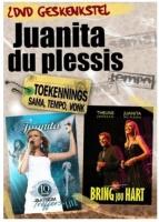 Juanita du Plessis -10 Jaar Platinum Treffers Live /Bring jou hart Photo