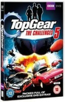 Top Gear - The Challenges: Volume 5 Photo