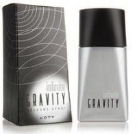 Coty Gravity Infinite Cologne 50ml Photo