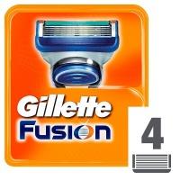 Gillette Fusion Cartridges - 4's Photo