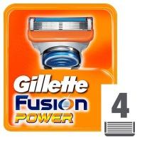 Gillette Fusion Power Cartridges - 4's Photo
