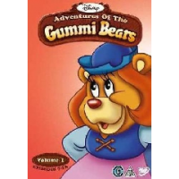 Disney 's Adventures of the Gummi Bears Vol 1 Disc 2 Photo