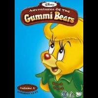 Disney 's Adventures of the Gummi Bears Vol 1 Disc 3 Photo