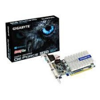 Gigabyte Nvidia GT210 1GB Lp DDR3 Graphics Card Photo