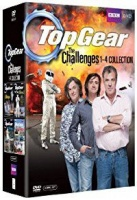 Top Gear - The Challenges: Volumes 1-4 Photo