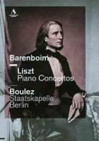 Barenboim: Liszt Piano Concertos Nos. 1 and 2 Photo