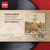 Jean Martinon - Saint Saens: Complete Symphonies Photo