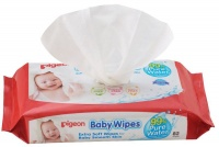Pigeon - Baby Wipes 82's - Refill Pack Photo