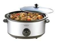 Kenwood - Multi Function Slow Cooker 6.5 Litre - CP657 Photo
