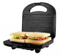 Mellerware - Dopio Sandwich Toaster - Black Photo