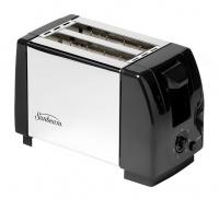 Sunbeam - 2 Slice Toaster - White Photo