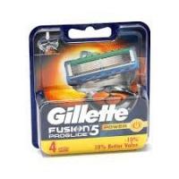 Gillette Fusion ProGlide Power Cartridges - 4's Photo
