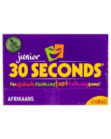 30 Seconds Junior Afrikaans Board Game Photo