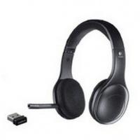 Logitech H800 - Wireless Headset - Black Photo