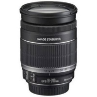 Canon EF-S 18-200mm f3.5-5.6 IS Lens Photo