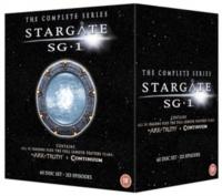 Stargate SG1: Seasons 1-10/The Ark of Truth/Continuum Photo
