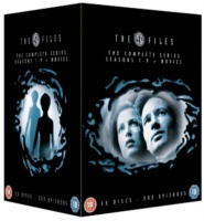 The X Files: Complete Seasons 1-9 & The X Files Movie & I Want To Believe Photo