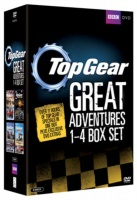 Top Gear - The Great Adventures: 1-4 Photo