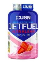 USN Diet Fuel UltraLean - Strawberry 1 8kg Photo