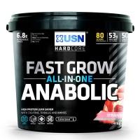 USN Fast Grow Anabolic Strawberry Gro031 - 4kg Photo