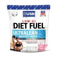USN Diet Fuel 454g Bag Strawberry Die053C Photo