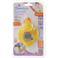 Dreambaby - Bath and Room Thermometer Duck Photo