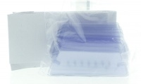 Bantex Clear Plastic Tabs With Inserts Photo