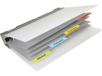 3L Maxi Tabs - Assorted Colours Photo