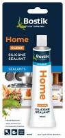 Bostik - Home Clear Silicone Sealant - 90ml Tube Photo
