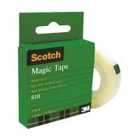 3M Scotch Magic Tape - 12mm x 25m Photo