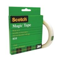 3M Scotch Magic Tape - 18mm x 50m Photo