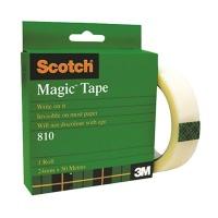 3M Scotch Magic Tape - 24mm x 50m Photo