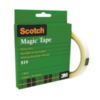 3M Scotch Magic Tape - 12mm x 50m Photo