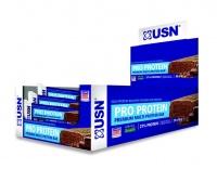 USN Protein Bar - Chocolate 40g x 24 Photo
