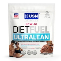 USN Diet Fuel 900g Chocolate high protein Photo