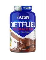 USN Diet Fuel UltraLean - Chocolate 1.8kg Photo