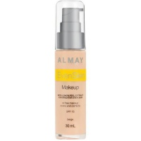 Almay Even Skin Foundation Beige - 30ml Photo