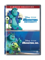 Disney Monsters Box Set: Monsters Inc & Monsters University Photo