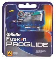 Gillette Fusion ProGlide Manual Cartridges - 2's Photo