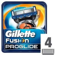 Gillette Fusion ProGlide Manual Cartridges - 4's Photo