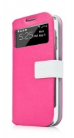 Samsung Capdase Smart Folder Sider ID Belt for Galaxy S4 Mini - White Photo
