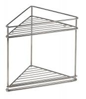 Steelcraft - Corner Shelf - Two Tier Photo