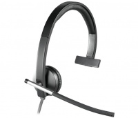 Logitech USB Mono Headset H650E Photo